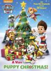 A Very Puppy Christmas! (PAW Patrol) Cover Image