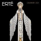 Erté Wall Calendar 2021 (Art Calendar) Cover Image