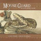 Mouse Guard Roleplaying Game, 2nd Ed. Cover Image