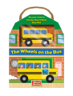 Woodworks Nursery Rhymes: Wheels on the Bus Cover Image