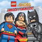Lego DC Super Heroes: ¡Amigos y enemigos! (Friends and Foes) Cover Image