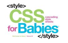 CSS for Babies (Code Babies) Cover Image