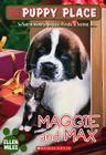 The Maggie and Max (The Puppy Place #10) Cover Image