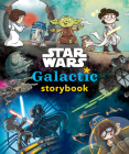 Star Wars Galactic Storybook Cover Image