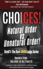 Choices!: Natural Order vs Unnatural Order Cover Image