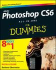 Photoshop Cs6 All-In-One for Dummies Cover Image
