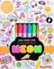 Kaleidoscope Neon Cover Image