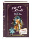 Murder Most Puzzling: The Missing Will 500-Piece Puzzle Cover Image