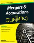 Mergers and Acquisitions for Dummies Cover Image