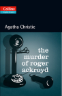 The Murder of Roger Ackroyd (Collins English Readers) Cover Image