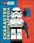 LEGO Star Wars Character Encyclopedia New Edition: with Exclusive Darth Maul Minifigure Cover Image