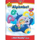 Alphabet Super Deluxe Workbook Cover Image