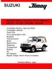 Suzuki Jimny English Factory Parts Manual JA12, JA22W Series Cover Image