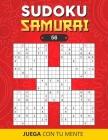 Sudoku Samurai 56: Collection de 100 Sudokus Samouraï pour Adultes - Facile et Difficile - Idéal pour augmenter la mémoire et la logique Cover Image
