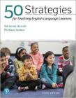 Pearson Etext for 50 Strategies for Teaching English Language Learners -- Access Card Cover Image