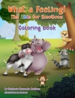 What a Feeling! The ABCs for Emotions: A Coloring Book Cover Image