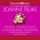 Triple Chocolate Cheesecake Murder (Hannah Swensen Mysteries #27) Cover Image