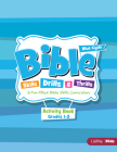 Bible Skills, Drills, & Thrills: Blue Cycle - Grades 1-3 Activity Book Cover Image