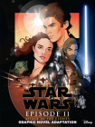 Star Wars: Attack of the Clones Graphic Novel Adaptation (Star Wars Movie Adaptations) Cover Image