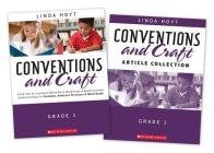 Conventions and Craft, Grade 1: A Full Year of Literature-Based Micro-Workshops to Build Essential Understandings for Grammar, Sentence Structure & Word Study Cover Image