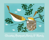 Birds & Words: (Charley Harper Art Book, Illustrated Bird Lover Gift) Cover Image