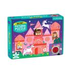 Unicorn Castle Secret Pictures Puzzle Cover Image