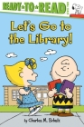 Let's Go to the Library! (Peanuts) Cover Image
