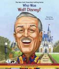 Who Was Walt Disney? (Who Was?) Cover Image