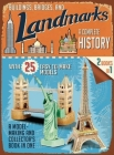 Buildings, Bridges, and Landmarks: A Complete History: A Model-Making and Collector's Book in One Cover Image