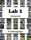 Lab 1: Coloring Book Cover Image