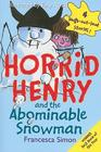 Horrid Henry and the Abominable Snowman Cover Image