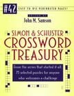 Simon and Schuster Crossword Treasury # 42 Cover Image