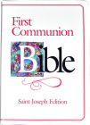 First Communion Bible-NABRE-Saint Joseph Cover Image