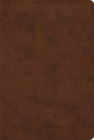 ESV Reader's Bible (Trutone, Brown) Cover Image