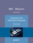 BMI v. Minicom Deposition File, Defendant's Materials: Deposition File, Defendant's Materials Cover Image