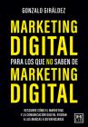 Marketing Digital Para Los Que No Saben de Marketing Digital Cover Image