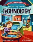 Little Leonardo's Fascinating World of Technology Cover Image