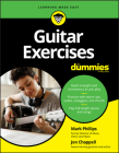 Guitar Exercises for Dummies Cover Image