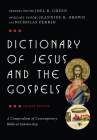 Dictionary of Jesus and the Gospels (IVP Bible Dictionary) Cover Image