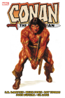 Conan the Barbarian: The Original Marvel Years Omnibus Vol. 5 Cover Image