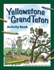 Yellowstone & Grand Teton Activity Book (Color and Learn) Cover Image