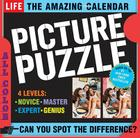 The Amazing Life Picture Puzzle Page-A-Day Calendar 2009 Cover Image