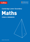 Collins Cambridge Checkpoint Maths – Cambridge Checkpoint Maths Workbook Stage 9 Cover Image