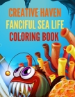 Creative Haven Fanciful Sea Life Coloring Book Cover Image