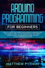 Arduino programming for beginners Cover Image
