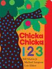 Chicka Chicka 1, 2, 3 (Chicka Chicka Book, A) Cover Image