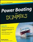 Power Boating for Dummies Cover Image