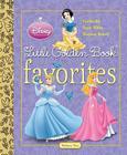 Disney Princess Little Golden Book Favorites Volume 2 (Disney Princess) Cover Image
