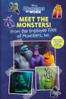 Meet the Monsters! (Disney Monsters at Work) Cover Image