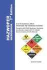 Hazwoper Handbook 8-40hr Hazardous Waste Operations and Emergency Response Cover Image